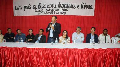 Photo of Chapada: Jornada pedagógica debate desafios da educação no município de Itaetê