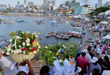 Photo of #Salvador: Festa de Iemanjá será sem público e terá 'presente' coletivo com transmissão online