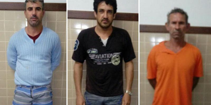 Chapada: Policiais da Cipe prendem quadrilha de traficantes na zona rural de Seabra
