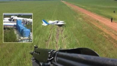 Photo of #Brasil: Avião bimotor carregado com cocaína é interceptado pela FAB em Mato Grosso