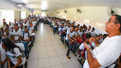 Photo of #Chapada: Caravana do Detran ensina noções de trânsito a estudantes da zona rural de Jacobina