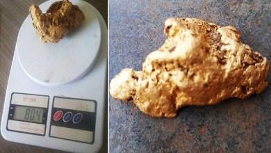 Photo of #Bahia: Descoberta de pepita de ouro de quase um quilo deixa moradores de Santaluz apreensivos