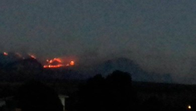 Photo of Chapada: Incêndio que atinge região do parque nacional em Mucugê é combatido há três dias