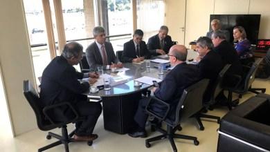 Photo of Secretário da SSP entrega carta de sugestões a ministro da Segurança em Brasília