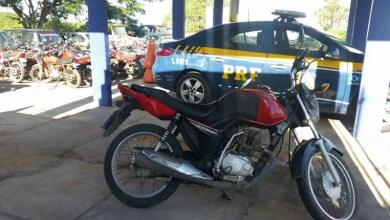 Photo of Chapada: Moto roubada em Salvador é recuperada pela PRF na região de Capim Grosso