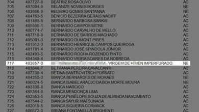 Photo of Nome fictício de candidata chama a atenção na lista de inscritos no concurso do MP da Bahia