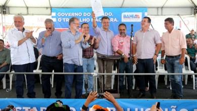 Photo of Chapada: Prefeito Joyuson Vieira celebra anúncio do governador sobre novas obras para Utinga