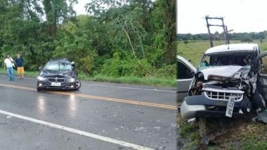 Photo of #Bahia: Veículo com placa de Itaberaba se envolve em acidente que deixa dois mortos