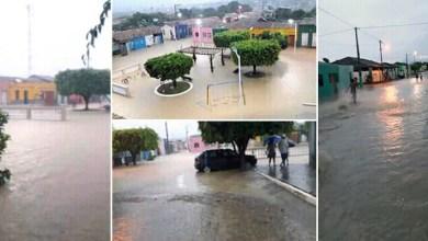Photo of Chapada: Distrito de Andaraí sofre com alagamentos sempre que chove, afirmam moradores