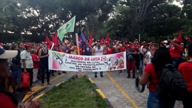 Photo of #Bahia: Mulheres do MST ocupam áreas da Chesf e da Usina de Xingó em defesa da água