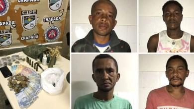 Photo of Mucugê: Operação desarticula quadrilha envolvida em tráfico de drogas e roubo de veículos