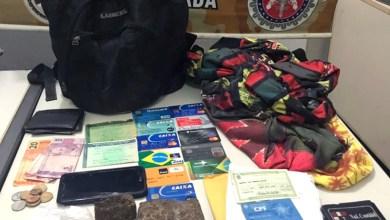 Photo of Chapada: Operação policial conjunta prende traficante com drogas no município de Itaetê