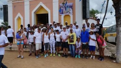 Photo of Chapada: 'Caminhada Santa' do Lions Clube de Itaberaba reúne participantes para ajudar o próximo