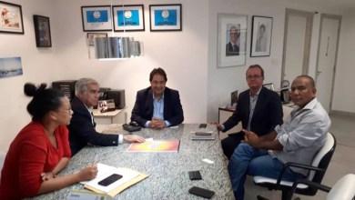Photo of Chapada: Prefeito de Lençóis cumpre agenda na capital em busca de benefícios para o município