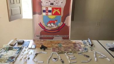 Photo of #Bahia: Pistola e dois quilos de drogas são apreendidos no município de Xique-Xique