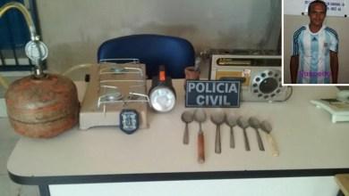 Photo of Chapada: Homem suspeito de furto em residência é preso pela Polícia Civil em Canarana