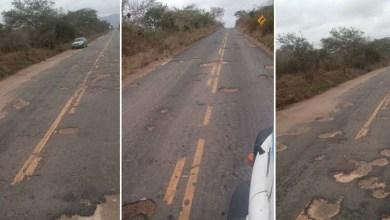 Photo of Chapada: Deputado do DEM volta a cobrar do governo estadual recuperação da estrada que liga Iaçu a Itaberaba