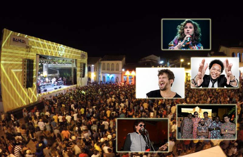 Chapada: Programação do Festival de Lençóis é divulgada; Maria Rita, Saulo e Àttooxxá na grade