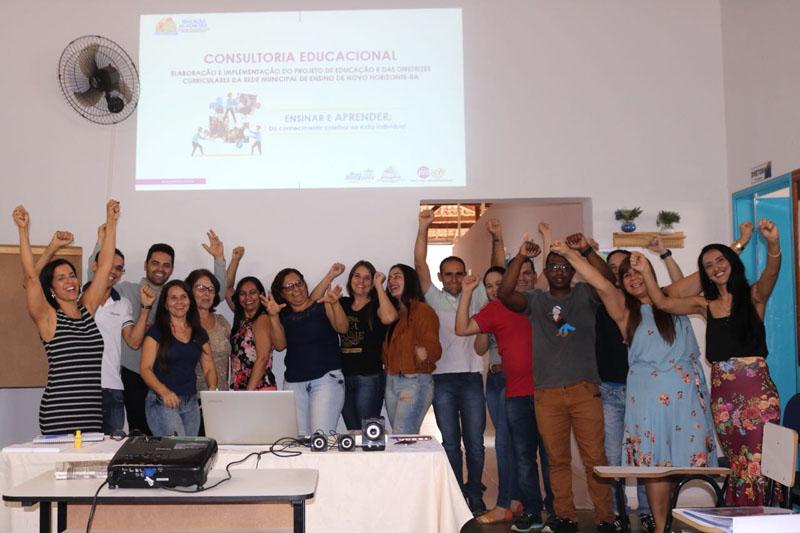 Chapada: Projeto de educação é construído em Novo Horizonte com ampla participação social