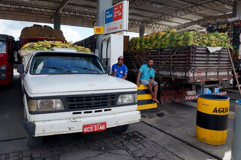 Chapada: Paralisação de caminhoneiros na região de Itaberaba continua, afirma categoria