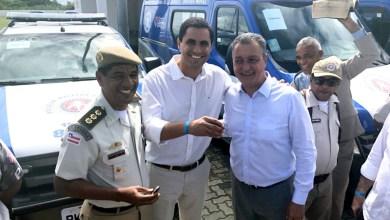 Photo of Chapada: Prefeito Ricardo Mascarenhas apresenta novos equipamentos para reforçar segurança em Itaberaba