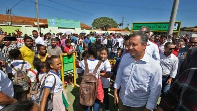 Photo of Chapada: Governador entrega Praça da Ciência e inaugura obras em distritos de Lapão