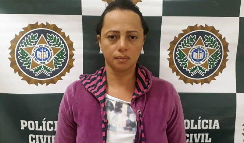 #Brasil: Polícia prende a viúva de ganhador da Mega Sena que estava foragida da Justiça