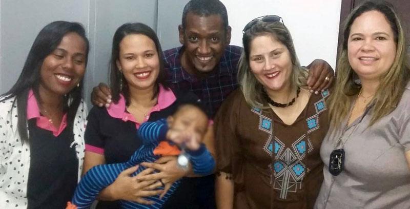 #Bahia: Polícia encontra bebê que a mãe alegava ter morrido em viagem