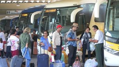Photo of #Bahia: Rodoviária de Salvador terá 400 horários extras para o período de Carnaval este ano