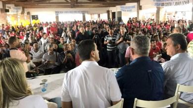 Photo of Chapada: Evento do governador em Itaberaba é criticado por equipe não deixar imprensa trabalhar