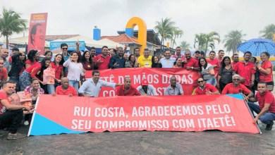 Photo of Chapada: Prefeito de Itaetê leva caravana para PGP do governador Rui Costa em Itaberaba