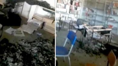 Photo of #Bahia: Escola é invadida, criminosos levam merenda escolar e destroem material em Xique-Xique