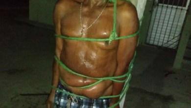 Photo of Chapada: Homem é amarrado em poste após empurrar esposa em escada no município de Jacobina