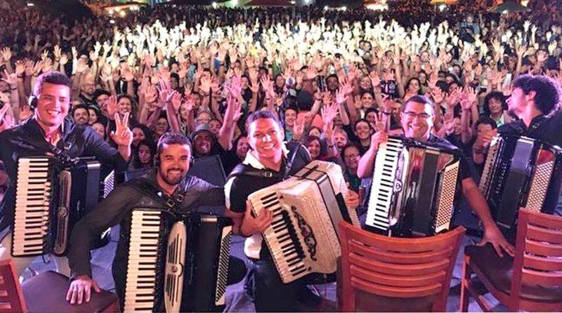 Chapada: Expectativa é grande para o segundo Festival de Forró da Chapada; previsão é para outubro