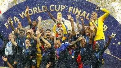 Photo of França conquista segunda Copa do Mundo e se iguala a Uruguai e Argentina