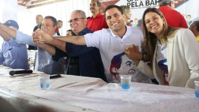 Photo of Chapada: Prefeito Ricardo Mascarenhas recebe Rui Costa e representantes políticos em Itaberaba