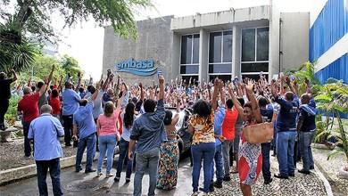 Photo of #Bahia: Servidores da Embasa mantêm decisão por greve de 72h após proposta de acordo