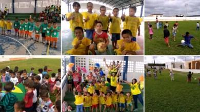 Photo of Chapada: Educadores de Utinga realizam ação para estudantes com o tema da Copa do Mundo de Futebol