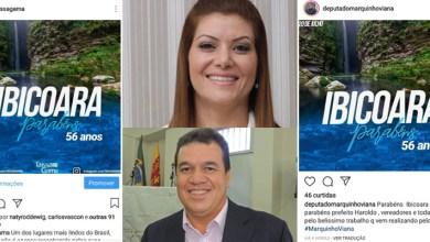 Photo of Chapada: Deputado comete plágio com imagem comemorativa do aniversário de Ibicoara