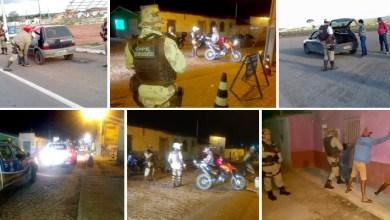 Photo of Chapada: 'Operação Impacto' é deflagrada em Morro do Chapéu; 140 pessoas abordadas e nove veículos apreendidos