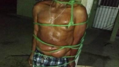 Photo of Chapada: Homem que foi amarrado por populares em poste em Jacobina tem prisão decretada
