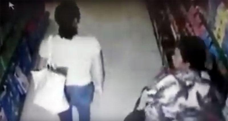 Chapada: Mulher é presa após furtar dinheiro de bolsa de idosa em Barra da Estiva; vídeo flagra ação