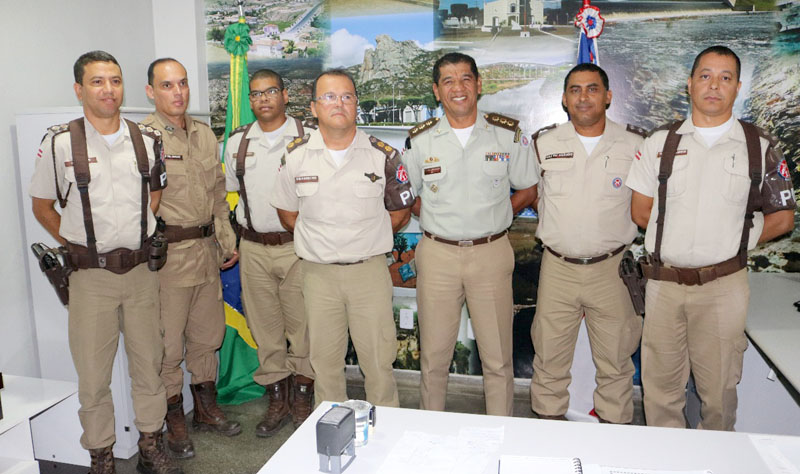 Chapada: Comando da Polícia Militar de Itaberaba e região apresenta metas e ações à imprensa
