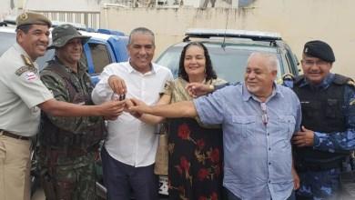 Photo of Chapada: Lençóis recebe duas novas viaturas para reforçar o policiamento na região