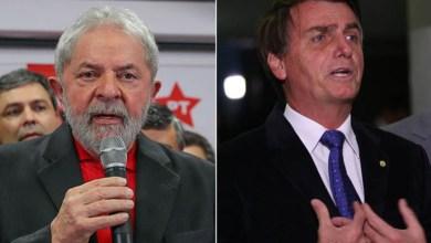 Photo of #Eleições2022: Paraná Pesquisas mostra Lula e Bolsonaro empatados tecnicamente com 40%