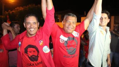 Photo of Chapada: Prefeito de Itaetê leva multidão às ruas com Valmir Assunção e Marcelinho Veiga