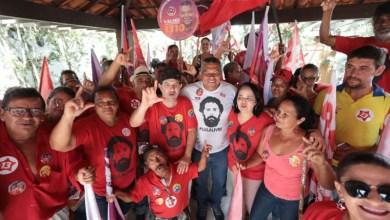 Photo of Valmir leva legado dos governos petistas para Cipó com Fátima Nunes e ex-prefeito Jailton