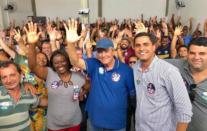 Chapada: Candidatos realizam mega carreata pelas ruas de Itaberaba neste final de semana