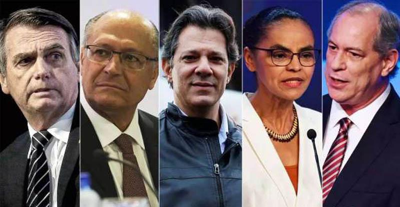 #Eleições2018: Datafolha divulga resultado de pesquisa de intenção de votos na eleição presidencial