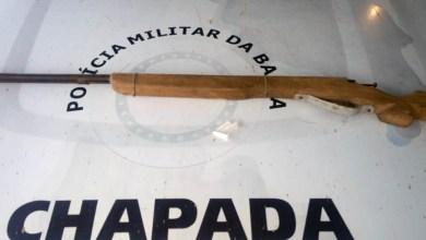Photo of Chapada: Policiais da Cipe apreendem arma de fogo e cocaína durante ação em Itaberaba